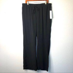 NWT Coldwater Creek wide leg Savannah pants
